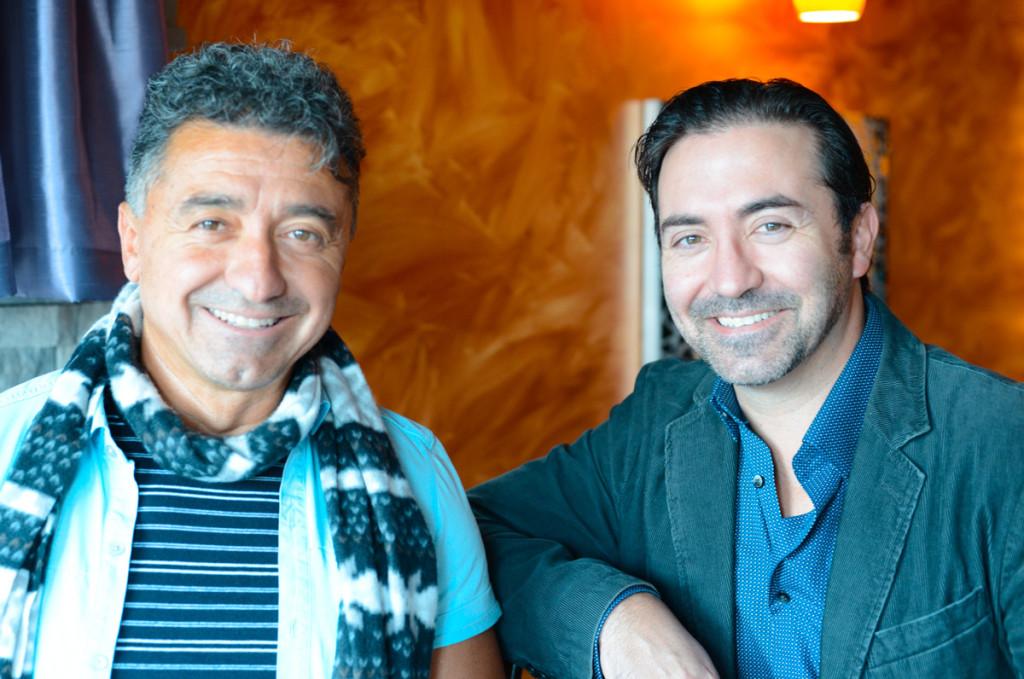 Massimo and Fausto Albano